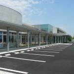 新潟江南区総合センター 外観